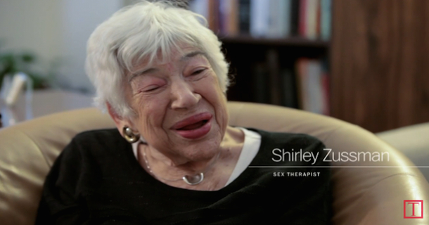 100-Year-Old Sex Therapist Explains How Drastically Sex Has Changed Over Time